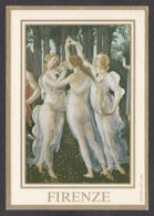 PB226/ BOTTICELLI, *La Primavera - Le Printemps*, Détail, Florence, Galerie Des Offices - Pittura & Quadri