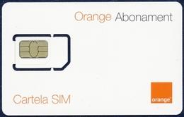 MOLDOVA - MOLDAVIA GSM (SIM) CARD ORANGE ABONAMENT PERFECT MINT UNUSED - Moldova