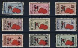 MADAGASCAR  N° 45   à  54  MANQUE  LE 46 - Madagascar (1889-1960)