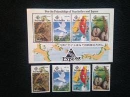 Seychelles Expo 1985 - Seychelles (1976-...)