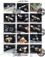 YEMEN - APOLLO 14 - Space