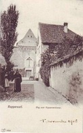 RAPPERSWIL Weg Zum Kapuzinerkloster Künzli AK Nr. 11518 - SG St. Gall