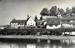RAPPERSWIL Kapuzinerkloster Foto Oetiker Männedorf Gel. 1953 N. Davos - SG St. Gall