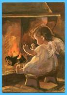 Natale Noel Weihnachten Christmas Angelo Ange Engel Angel - Angeli