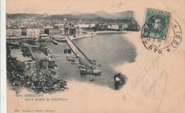 ***  SAN SEBASTIAN  *** Vista Desde El Castillo -TB - Guipúzcoa (San Sebastián)