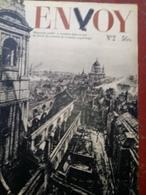 Revue ENVOY N°2 Publié à Londres Pour Servir Les Amitiés Belges - Journaux - Quotidiens