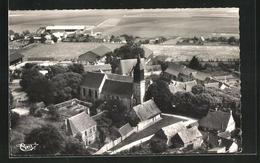 CPA Tremblay-le-Vicomte, Vue Generale - France