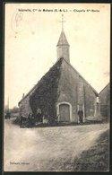 CPA Valainville / Moleans, Chapelle Ste.-Barbe - Non Classés