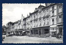 Arlon. Place De La Gare. Café Des Sports. Hôtel Du Luxembourg. Gendarme - Arlon
