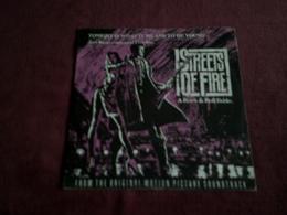 RY COODER  ° STREETS OF FIRE - Musique De Films
