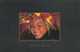 Tahiti Et Ses Iles - Portrait D'une Jeune Tahitienne - Tahiti