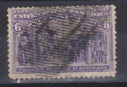 ETATS-UNIS   N° 86 (1893) - 1847-99 Emissions Générales