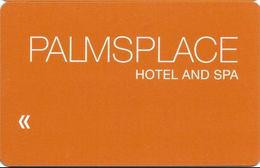 Palms Casino Las Vegas Hotel Room Key Card - Hotel Keycards