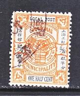 SHANGHAI  153 A   Typo.  (o) - China