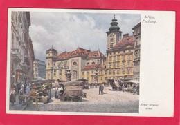 Old Post Card Of Freiung,Wien,Vienna, Vienna, Austria,K67. - Vienna