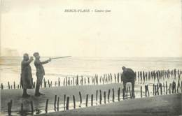 62 - BERCK PLAGE -  CONTRE  JOUR - Berck