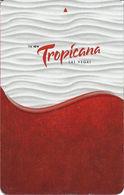 Tropicana Casino - Las Vegas, NV USA - Hotel Room Key Card - Hotel Keycards