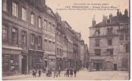 25 Doubs - BESANCON -  Place Victor Hugo - Besancon
