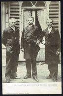Guerre Franco-allemande De 1870 - Bataille De BAZEILLES - 3 Survivants - Circulé - Circulated - Gelaufen - 1904. - Guerres - Autres