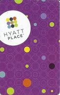 Hyatt Place - Hotel Room Key Card With Usfi.com & SC - Hotel Keycards