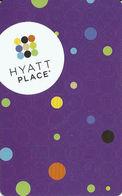 Hyatt Place - Hotel Room Key Card With Www.rfidhotel.com - Hotel Keycards