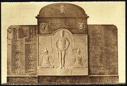 VILVOORDE - BE - Troupes De Transmission - Mémorial Des T.S Tr. - Non Circulé - Not Circulated- Nicht Gelaufen - Caserme
