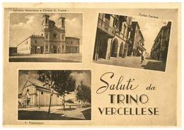 TRINO SALUTI DA - Vercelli