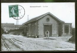 CORMONTREUIL  LA GARE            JLM - France