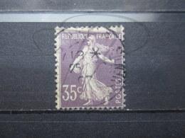 VEND BEAU TIMBRE DE FRANCE N° 136 !!! (a) - 1906-38 Semeuse Camée
