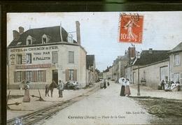 CORMICY CP TOILEE      DU CBR                    JLM - France