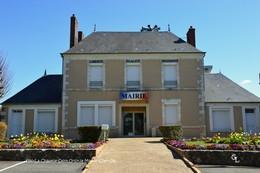 La Chapelle-Saint-Ursin (18)- Mairie (Edition à Tirage Limité) - France