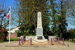 La Chapelle-Saint-Ursin (18)- Monument Aux Morts (Edition à Tirage Limité) - France
