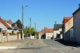 La Chapelle-Saint-Ursin (18)- Route De Bourges (Edition à Tirage Limité) - France