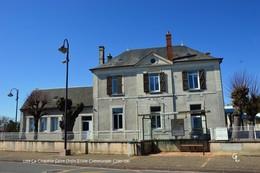 La Chapelle-Saint-Ursin (18)- Ecole Communale (Edition à Tirage Limité) - France
