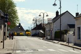 La Chapelle-Saint-Ursin (18)- Rue De La Gare (Edition à Tirage Limité) - France