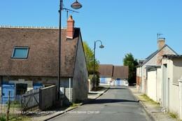 La Chapelle-Saint-Ursin (18)- Rue De La Maison Neuve (Edition à Tirage Limité) - France