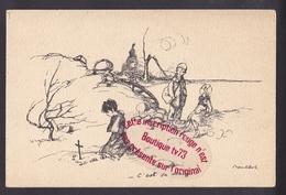 Q0009 - C'est Sa Main POULBOT - Illustrateur - Militaria WW1 - Bouret, Germaine