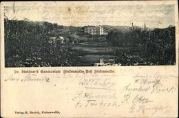 Cp Zdroje Finkenwalde Szczecin Stettin Pommern, Sanatorium - Pommern