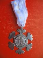 Skiing Medal (SLOVENIJA). - Winter Sports