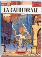No PAYPAL !! : Pleyers & Jacques Martin JHEN 3 La Cathedrale , BD Éo Casterman ©.1985 TTBE/NEUF Album Bd D'Aventure Top - Editions Originales (langue Française)