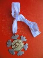 Skiing Medal (SLOVENIJA).Javornik.1.memorial Jozeta Rozman - Winter Sports