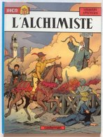 No PAYPAL !! : Pleyers & Jacques Martin JHEN 5 L'Alchimiste , BD Éo Casterman ©.1989 TTBE/NEUF Album Bd D'Aventure Top - Editions Originales (langue Française)