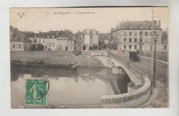 CPA BOURGES (Cher) - Le Pont D'Auron - Bourges
