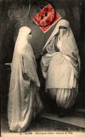 Algérie - ALGER - Mauresques Voilées - Costume De Ville - Women