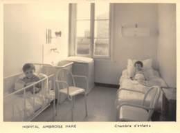 BOUCHES DU RHONE  13  MARSEILLE   HOPITAL AMBROISE PARE  CHAMBRE D'ENFANTS - Marseilles