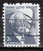 USA Precancel Vorausentwertung Preo, Locals California, Apple Valley 843 - Etats-Unis