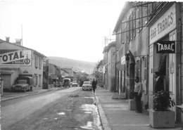 BOUCHES DU RHONE  13  ROQUEFORT LA BEDOULE  ROUTE NATIONALE - BAR TABACS - Andere Gemeenten