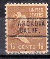 USA Precancel Vorausentwertung Preo, Locals California, Arcadia 729 - Etats-Unis