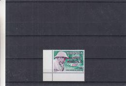 Albert Schweitzer - Rwanda - COB 791 ** - Avec Surcharge Journée Mondiale En Rouge - Rwanda