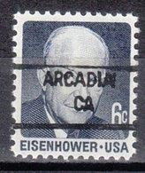 USA Precancel Vorausentwertung Preo, Locals California, Arcadia 841 - Etats-Unis